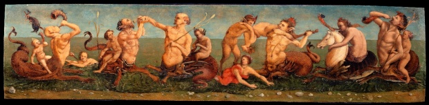 Tritons and Nereids